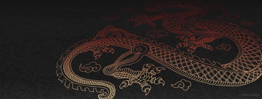 Dragon Background Billiards